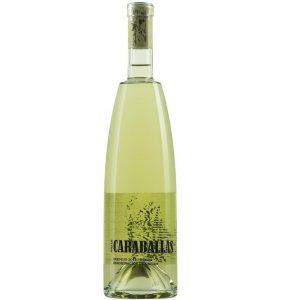 botella finca las caraballas verdejo mosela