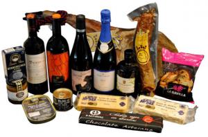 cestas de navidad detalle empresas asturias mosela