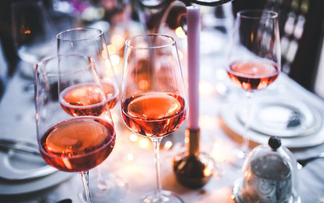 Cuatro vinos perfectos para tu boda